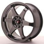 jr_jr31880mz3574dhb Japan Racing JR3 18x8 ET35 5x100/120 Dark HB