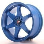 jr_jr31890mx4074bl Japan Racing JR3 18x9 ET40 5x100/108 Blue