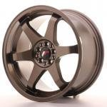 jr_jr3189151574bz Japan Racing JR3 18x9 ET15 5x114/120 Bronze