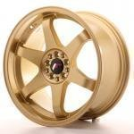 jr_jr3189151574gd Japan Racing JR3 18x9 ET15 5x114/120 Gold