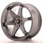 jr_jr3189151574gm Japan Racing JR3 18x9 ET15 5x114/120 Gun Metal