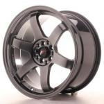 jr_jr31890mz4074dhb Japan Racing JR3 18x9 ET40 5x100/120 Dark HB