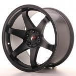 jr_jr319105ml2274bf Japan Racing JR3 19x10,5 ET22 5x112/114 Matt Black