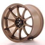 jr_jr518055h1274dabz Japan Racing JR5 18x10,5 ET12 5x114,3 Dark ABZ