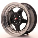 jr6157142567gbl_13409_1.jpg Japan Racing JR6 15x7 ET25 4x100/108 Gloss Black with Machined