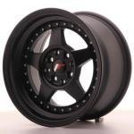 jr_jr6158142573bfl Japan Racing JR6 15x8 ET25 4x100/108 Matt Black