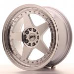 jr61885ml4074sm_13755_0.jpg Japan Racing JR6 18x8,5 ET40 5x112/114,3 Silver Machined Face