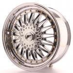 jr_jr91880xx3574ch Japan Racing JR9 18x8 ET35-40 Blank Chrome