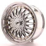 jr_jr91890xx4074ch Japan Racing JR9 18x9 ET40 Blank Chrome