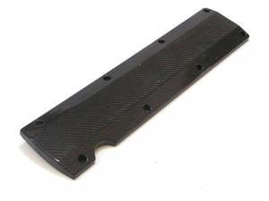 Spark plug/coil cover for Toyota Supra Mk4, carbon