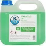 k-fix_coolant_kf2102 Coolant fluid, green, 3l