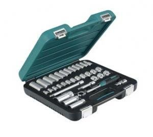 "Socket Set 3/8"" mm 34 pcs"
