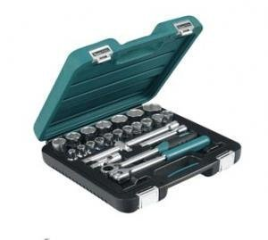 "kamasa_socket_set_k25009 Kamasa socket set 1/2"" 24 pcs"
