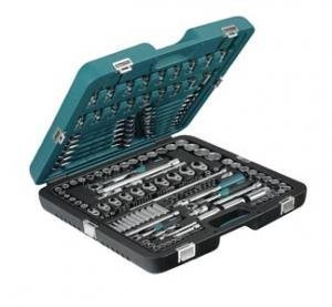 "Socket set 1/2""+3/8""+1/4"" 167 pcs"
