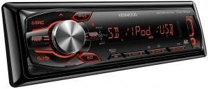 Kenwood SD/iPOd/USB Soitin KMM-361SD