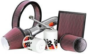 More power with K&N filters!