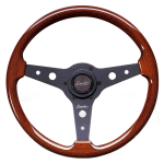 Luisi steering wheels wood