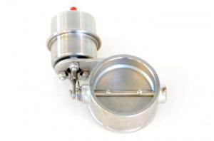 Vacuum controlled valves