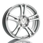 Melchior Almach Silver wheels