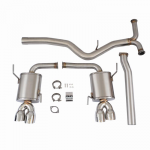 Mishimoto cat-back exhaust, Subaru WRX/STI 2015+