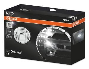 Osram LEDriving F1 fog lights