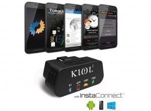 PLX Kiwi3 OBD2 bluetooth adapteri