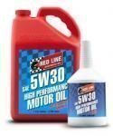 Red Line transmission (80w140), engineoil (5w30 and 30wt raceoil) clearance