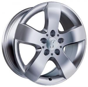 Rondell 0200 Silver wheels