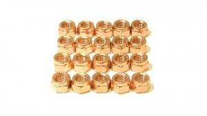 Race.Fi: copper lock nuts