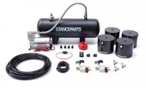 Stanceparts complete 4-cup air lift kit