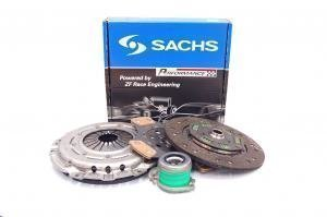 Much more torque duration with Sachs SRE clutches
