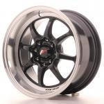 jr_tfii157143073gb Japan Racing TF2 15x7,5 ET30 4x100/108 Gloss Black