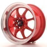 jr_tfii157543073r Japan Racing TF2 15x7,5 ET30 4x100/114 Red