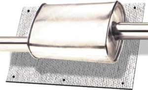 Thermotec heatshields