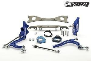 wisefab_wf140-ins Wisefab S14 kit (S14 knuckles, arms will fit S13 too) with rack