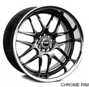 "xr526-1815-1cbc.jpg XXR 526 18x10.5"" 5x114,3 & 5x120 et: 20 cb: 73mm chrome black ch"