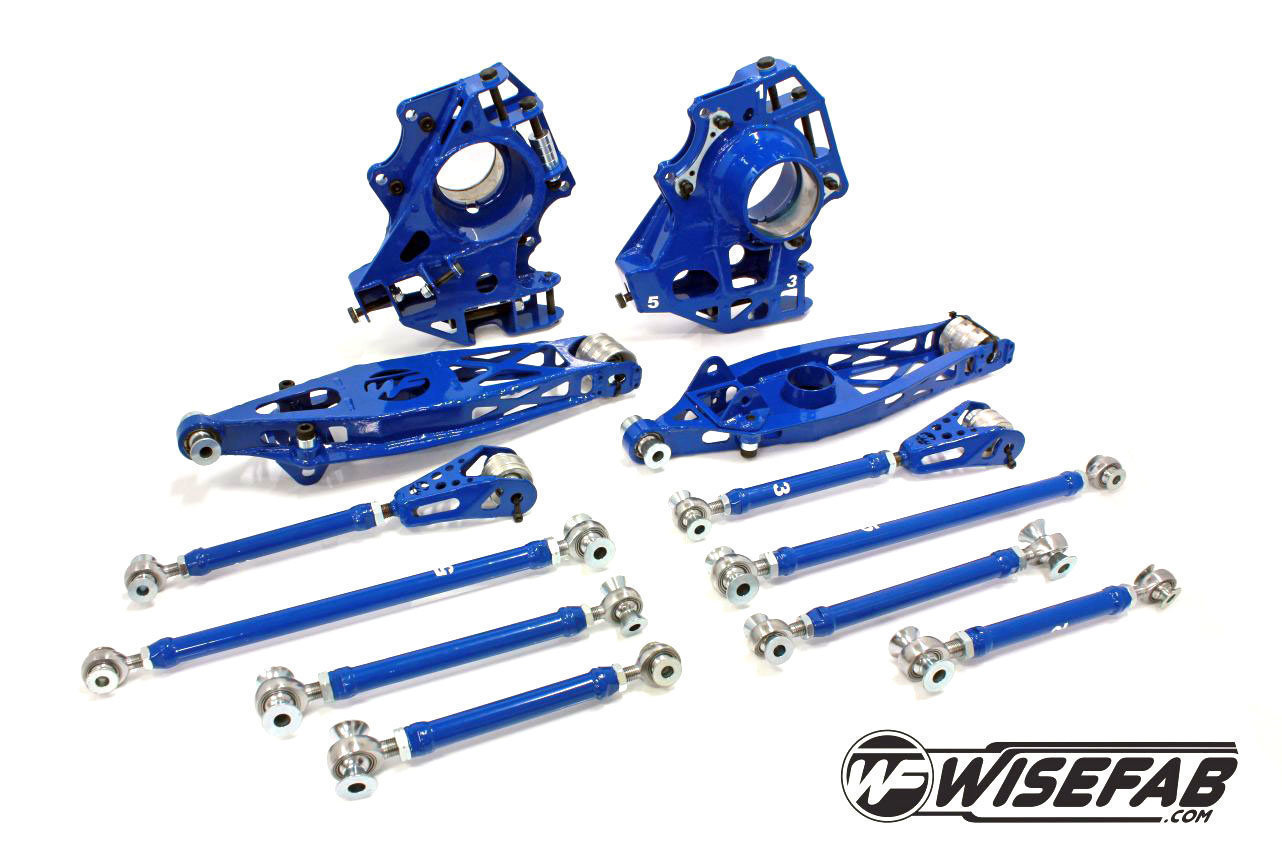 Wisefab Link Kits Bmw 3 Series Race Fi
